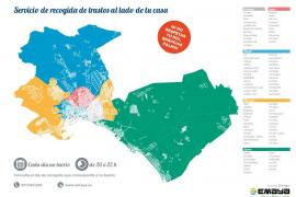 Recogida de trastos en Palma: ¿Qué día pasa por tu barrio?