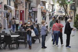 Casos de COVID por municipios de Mallorca