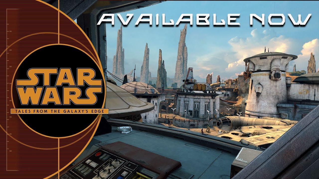 Viaja a una galaxia muy, muy lejana con Star Wars: Tales from the Galaxy's Edge