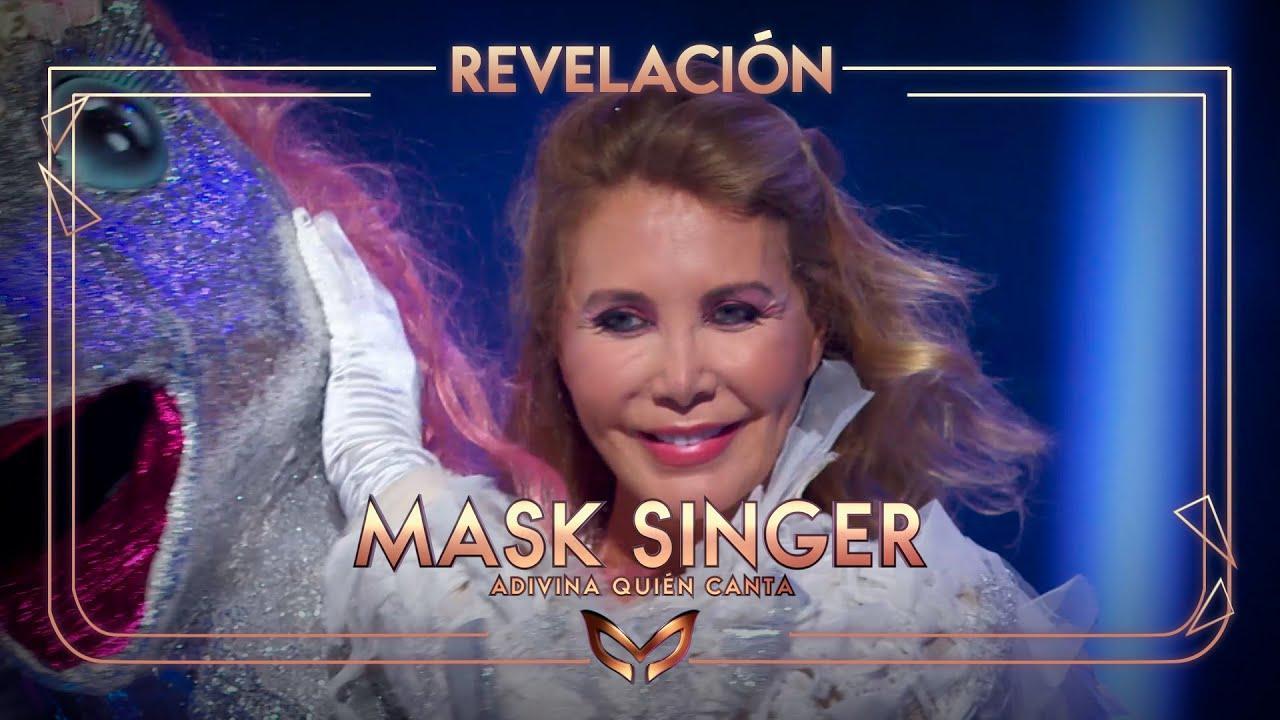 Norma Duval sorprende en 'Mask Singer'