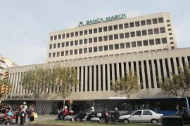 La Banca March, exenta del análisis por su baja exposición crediticia