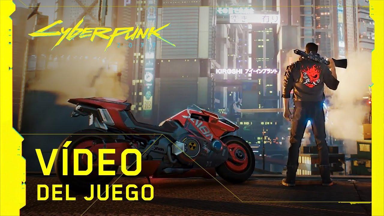 Cyberpunk 2077, nuevo tráiler de más de 5 minutos