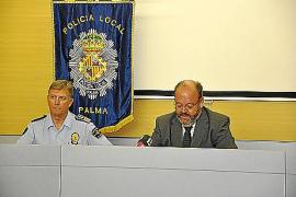 «Nos preocupa la gran crispación que hay entre los vendedores ambulantes de la Platja de Palma»