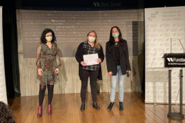 Maria Antonia Cantallops gana el V Premio de Periodismo de la APIB