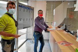 Los comerciantes de Manacor reclaman la apertura inmediata de la ciudad