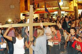 Concentración en Palma en demanda del aborto libre, seguro y gratuito