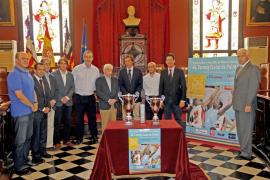 El Ciutat de Palma presume de cartel con Estudiantes