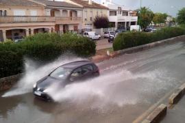 Inundacions a Son Ferriol