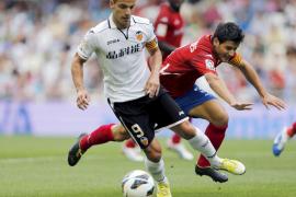 El Valencia impuso su juego dirigido por Gago