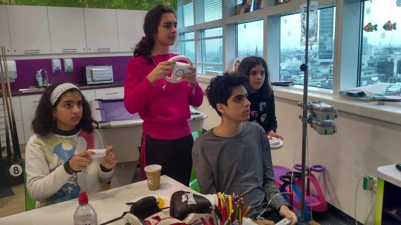 Kiran, el joven inglés enamorado de Mallorca que pide ayuda para vencer la leucemia