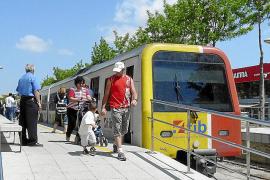 Las obras para la doble vía férrea entre Inca y Manacor empezarán en enero