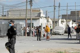 El nieto de 'La Paca' gritó que lo secuestraban para amotinar a Son Banya contra la policía