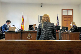Absuelta la mujer acusada de pagar a un menor a cambio de sexo en Palma