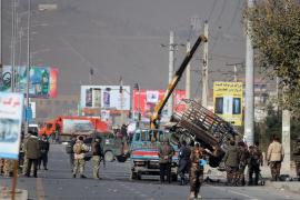 Un ataque con morteros en Kabul causa varios fallecidos