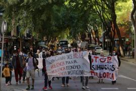 Stop Desnonaments se moviliza en Son Gotleu «para que las familias trabajadoras puedan tomar el control»