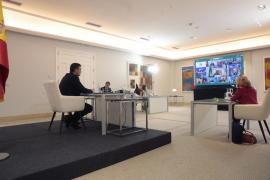 Sánchez defiende ante el G20 el acceso universal a las vacunas