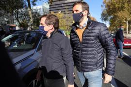 Casado anuncia que el PP recurrirá la 'Ley Celaá' ante el Constitucional