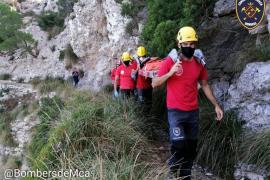 Tres rescates de montaña en un solo domingo: los Bombers recuerdan consejos de seguridad