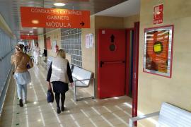 El Hospital de Inca sacará servicios fuera del centro para ganar espacio por la COVID