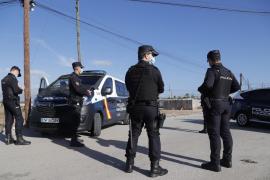 Detenido uno de los principales instigadores de la agresión a cuatro policías en Son Banya