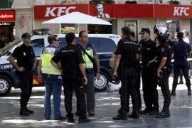 Tres sindicatos de la Policía Nacional denuncian la «profunda desmotivación» en el cuerpo