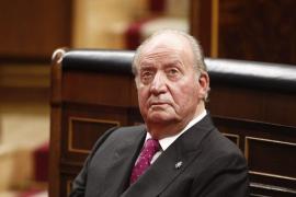 Més y Podemos piden en el Consell la retirada de distinciones al rey emérito