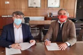 Emaya aplaza las facturas del sector de la restauración de Palma hasta abril de 2021