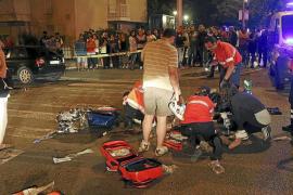 La Policía Local identifica al conductor del BMW que huyó tras atropellar a una mujer