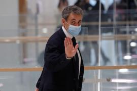 Sarkozy se sienta ante el juez por corrupción y tráfico de influencias