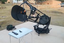 El Consell de Ibiza prepara un programa de visitas astronómicas a Cala d'Hort