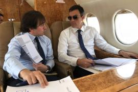 La Audiencia Nacional obliga al Gobierno a informar de los viajes privados en avión de Sánchez