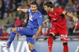 El Mallorca pierde la condición de invicto ante el Getafe (1-0)