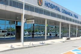 Pacientes ingresados en el Hospital Comarcal d'Inca presentan quejas por la mala calidad del menú