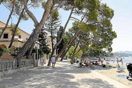 Cuatro hoteles se mantienen abiertos en Pollença mientras se prepara el verano 2021 «con prudencia»