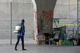 Médicos del Mundo atendió a 164 'sin techo', un 40 % más que en 2019