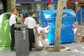 Consum, Comerç y Turisme vigilarán el cumplimiento de la Llei de Residus