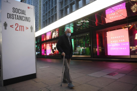Las nuevas normas sanitarias para viajar a Reino Unido en Navidad