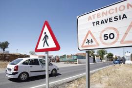 Multa y prisión para los excesos de velocidad en travesías