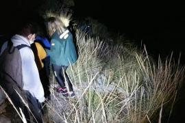 Nueve estudiantes de Erasmus, rescatados de la montaña con hipotermia por la Guardia Civil