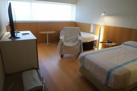 Salut ha gastado 1,5 millones en las más de 800 personas que se han alojado en los hoteles COVID