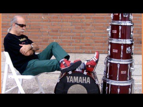 Toni Obrador, uno de los músicos del vídeo 'Hay que luchar, hay que vencer'
