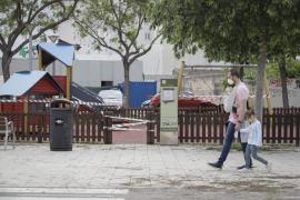 Los parques infantiles de Mallorca podrán abrir este sábado