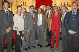 Homenaje a los deportistas olímpicos de Balears