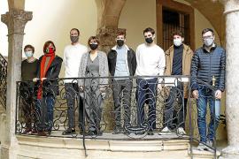 Los ganadores de la Crida del Solleric desvelan sus proyectos para este otoño