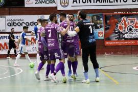 El Palma Futsal, directo a octavos de Copa del Rey