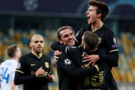 El Barça convierte la 'Champions' en su oasis particular