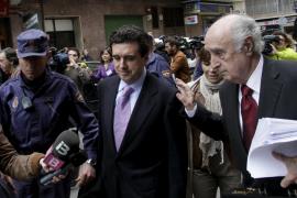 El recurso de Matas señala que «la fianza y la retirada del pasaporte rozan lo punitivo»