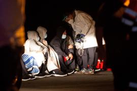 Rescate masivo de migrantes en patera en Lanzarote y Gran Canaria