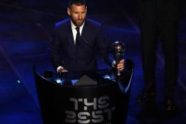 Estos son los candidatos a los premios The Best de la FIFA