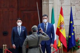Sánchez y Conte reforzarán en Palma su alianza ante los objetivos comunes en la UE
